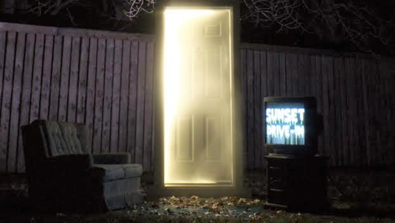 The Sunset Drive-in in High River, Alta. is screening episodes of The Twilight Zone on Oct 25, 26, 27 and 28, 2021.