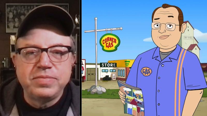 Brent Butt Corner Gas