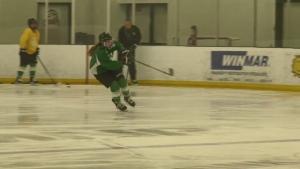 For the University of Saskatchewan Huskies women's hockey team, much is different this season.