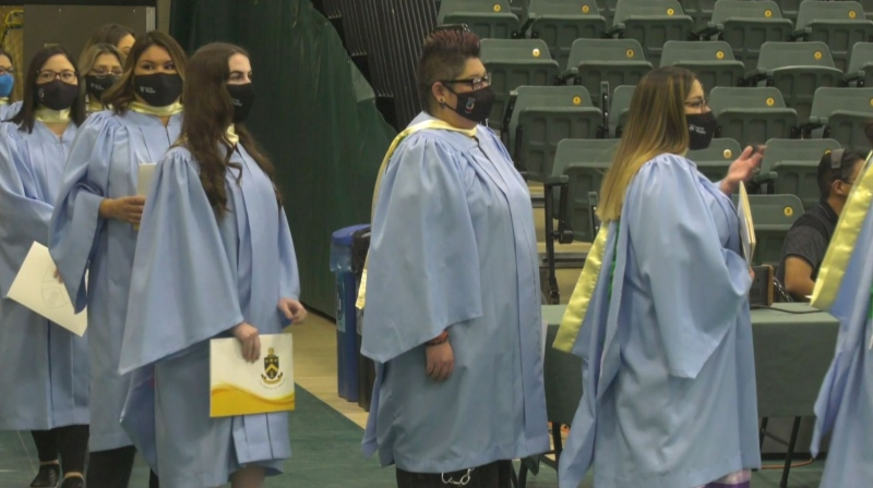In-person graduation celebrations at U of R