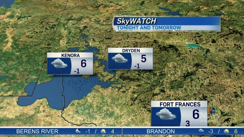 Skywatch Weather at Six – Oct. 22