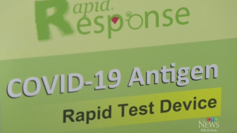 COVID-19 self-tests now available