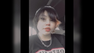 RCMP said 15-year-old Suvanna Bonner was last seen in downtown Thompson on Tuesday.
