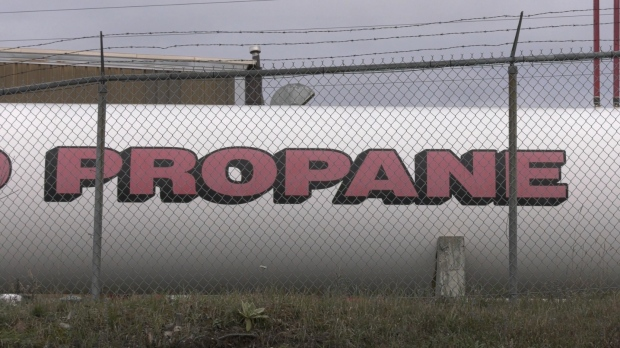 Timmins city councillor John Curley said he has constituents that power their homes with propane, who he worries will face challenges due to the price surge. Oct.23/21 (Sergio Arangio/CTV News Northern Ontario)