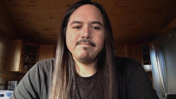 Filmmaker Luke Gleeson  (CTV News)
