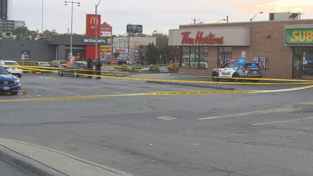 Toronto police are investigating a shooting in North York that left one man dead.