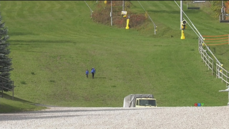 Ski resorts prepare for upcoming season