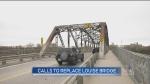 Calls to replace aging Winnipeg bridge