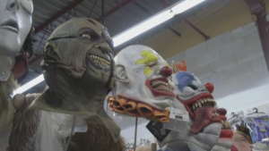 Stores face costume shortage ahead of Halloween