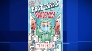 Humour columnist Josh Freed discusses his new book containing his writings on the pandemic.