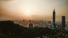 Xinyi district, Taiwan, is seen in this stock image (Pexels/Bell Co)