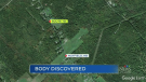 RCMP in New Brunswick are investigating after a man's body was found in a wooded area near Mayfield, N.B. on Saturday.