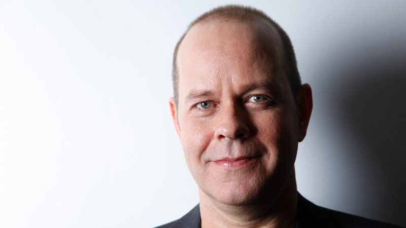 American actor James Michael Tyler poses for a portrait on Wednesday, Nov. 14, 2012 in New York. (Photo by Carlo Allegri/Invision/AP, File)