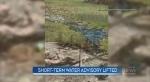 Water advisories lifted in northeast communities
