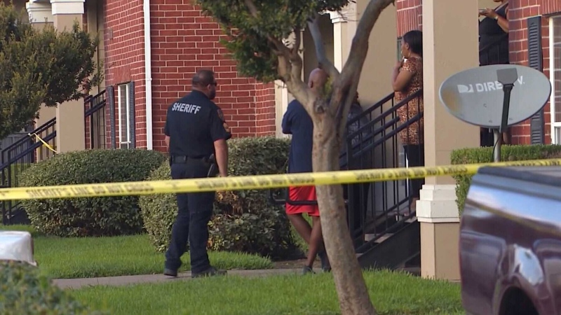 3 abandoned siblings, child's remains found