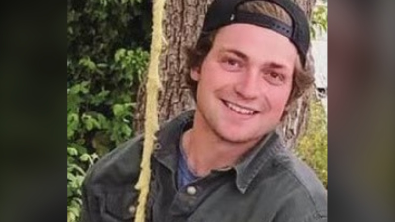 Ryan Standerwick is shown in an undated photo provided by the Sunshine Coast RCMP.