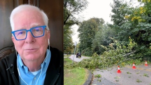 Dave Phillips on wild B.C. weather