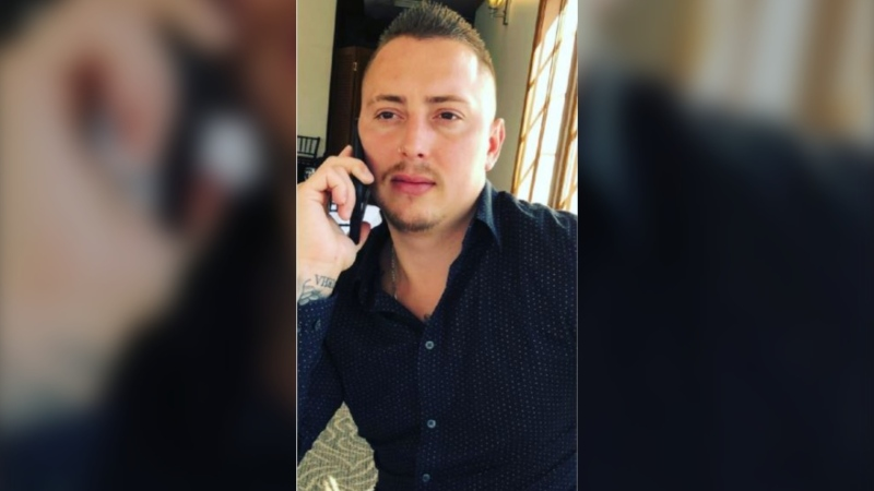 Steinbach RCMP is looking for Artjon Gotting who was last seen in downtown Winnipeg on Oct. 21, 2021. (Source: Manitoba RCMP)