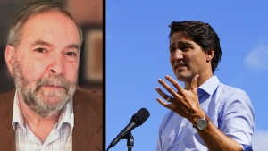 Mulcair weighs in on Trudeau's next cabinet