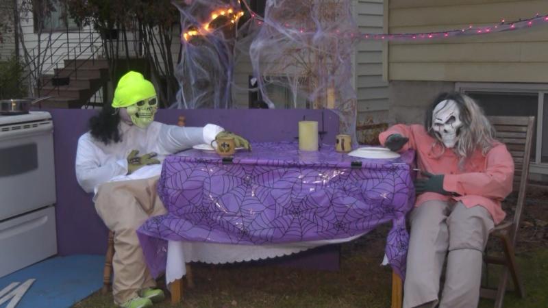 haunted House for epilepsy
