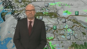 Vancouver forecast: Stormy weather