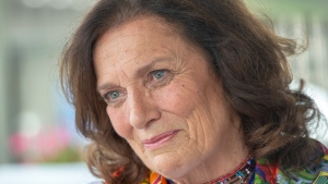 Margaret Trudeau is shown during an interview in Montreal, Wednesday, June 19, 2019. THE CANADIAN PRESS/Ryan Remiorz
