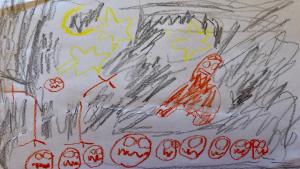 Wyatt Byers, 5 years old, Kindergarten, Naismith Memorial Public School, Almonte