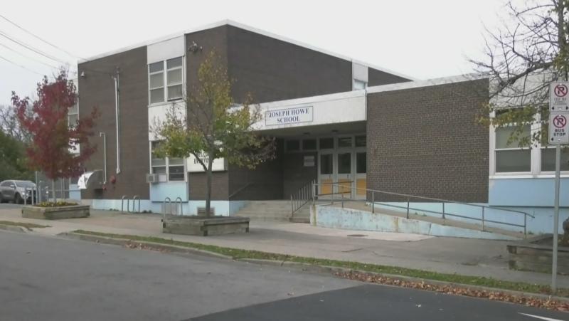Halifax-area school reopens