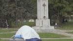 Outdoor ceremony will be held in Memorial Park