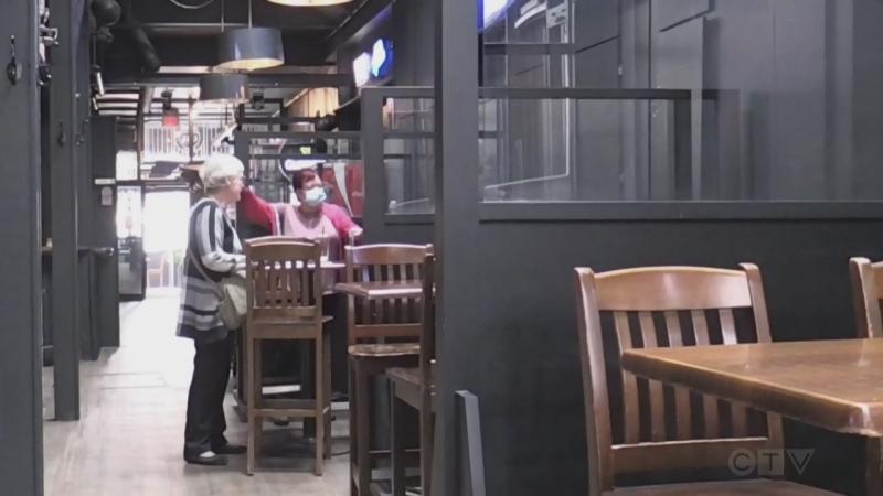 Simcoe Muskoka COVID-19 restaurant