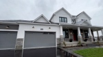 The CHEO Dream of a Lifetime Lottery grand prize Minto Dream Home is now complete. Oct. 25, 2021. Manotick, On. (Tyler Fleming / CTV News Ottawa)