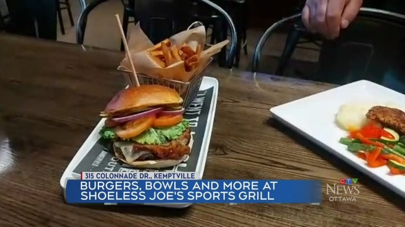 Five and Dine: Shoeless Joe's Sports Grill