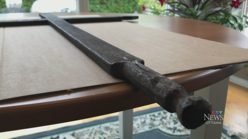 163-year-old cross returned to family