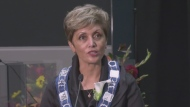 Calgary's first female mayor sworn in