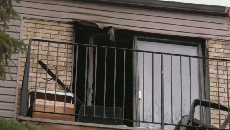 Fatal fire in Saskatoon