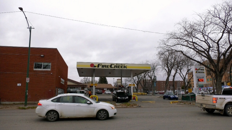 Spike in gas prices
