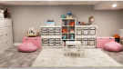 An example of a decluttered space. (Kathy McEwan)