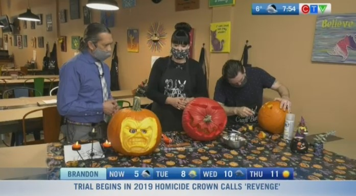 Tots to Teens: Cool ways to carve a pumpkin