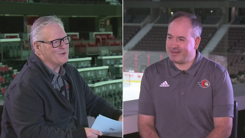 The Questions: Full interview with Pierre Dorion