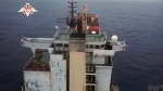 Pirates prevented from hijacking civilian ship