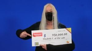 Elizabeth Fitzpatrick of Elk Lake, Ontario (OLG)