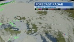 Above-seasonal temperatures on the way