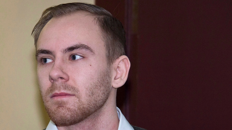 A former Nova Scotia medical student whose murder conviction was overturned last year is appealing a judge's decision to deny him bail. THE CANADIAN PRESS/Andrew Vaughan