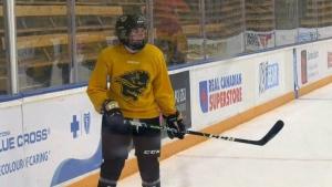 SportStar: New forward nets big weekend for Bison