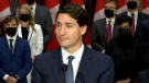 Trudeau asked if he'll run for re-election
