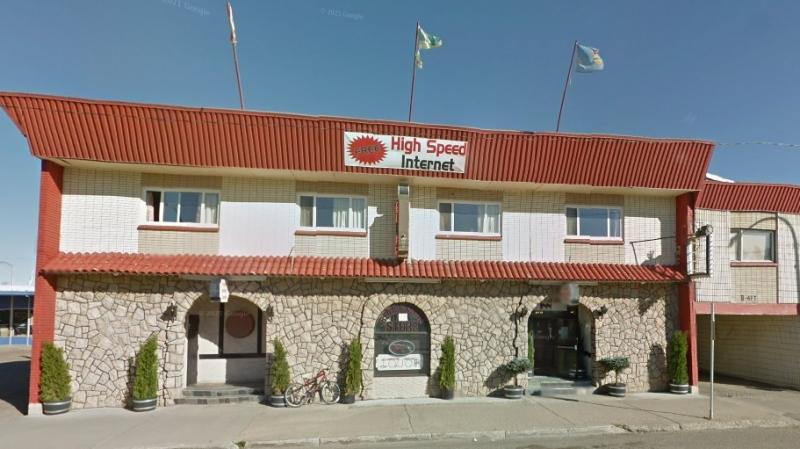 The Manhattan Inn is shown in a Google Streetview photo. (Google)