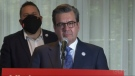 Montreal mayoral candidate Denis Coderre