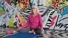 Yoga instructor Hannah Hamsa. (Joel Haslam/CTV News Ottawa)