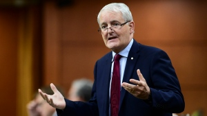 Garneau a surprising omission from new cabinet