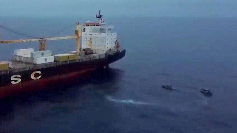 Russia ship
